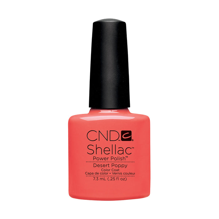 CND Shellac Desert Poppy [7.3ml]