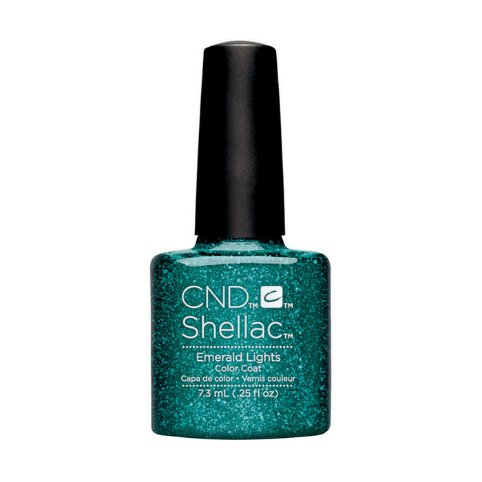 CND Shellac Emerald Lights [7.3ml]