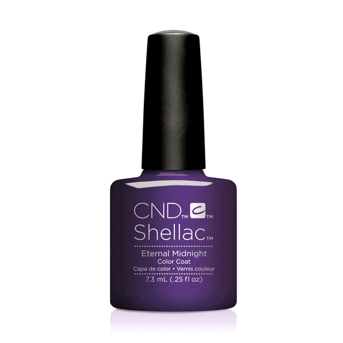 CND Shellac Eternal Midnight [7.3ml]