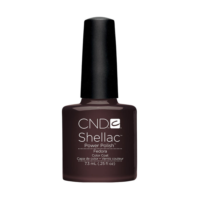 CND Shellac Fedora [7.3ml]