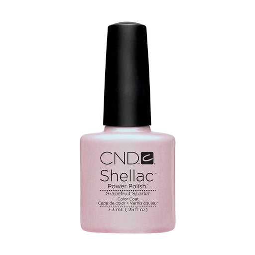 CND Shellac Grapefruit Sparkle [7.3ml]