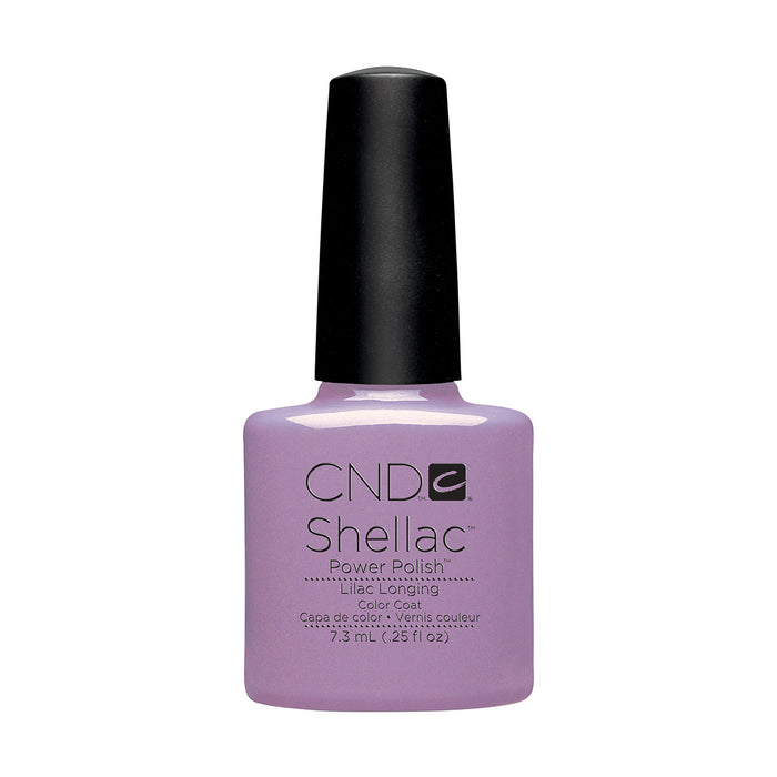CND Shellac Lilac Longing [7.3ml]