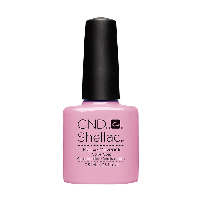 CND Shellac Mauve Maverick [7.3ml]