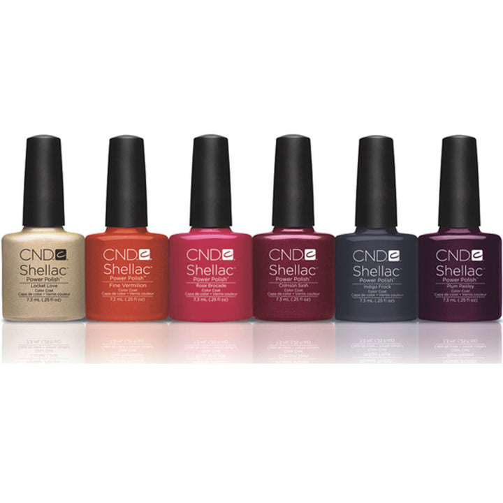CND Shellac Modern Folklore Collection