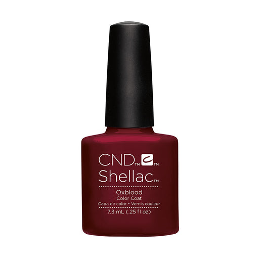 CND Shellac Oxblood [7.3ml]