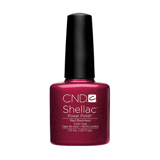 CND Shellac Red Baroness [7.3ml]