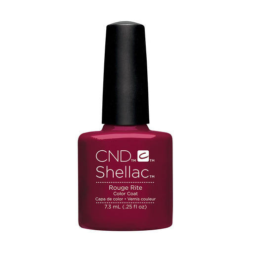 CND Shellac Rouge Rite [7.3ml]