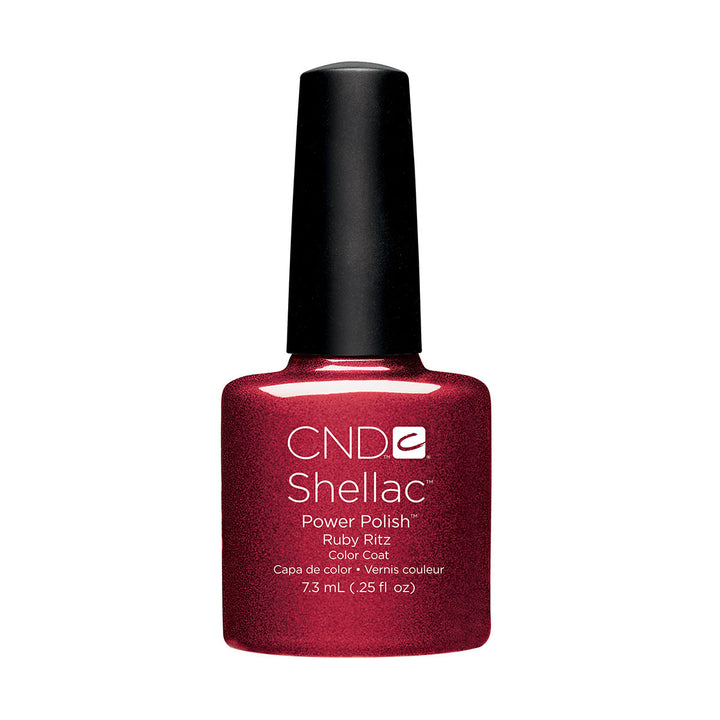 CND Shellac Ruby Ritz [7.3ml]
