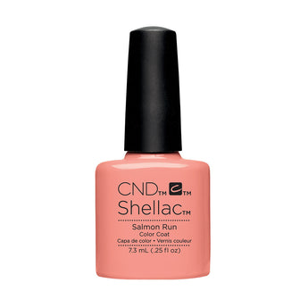 CND Shellac Salmon Run [7.3ml]