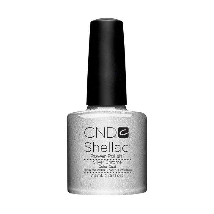 CND Shellac Silver Chrome [7.3ml]
