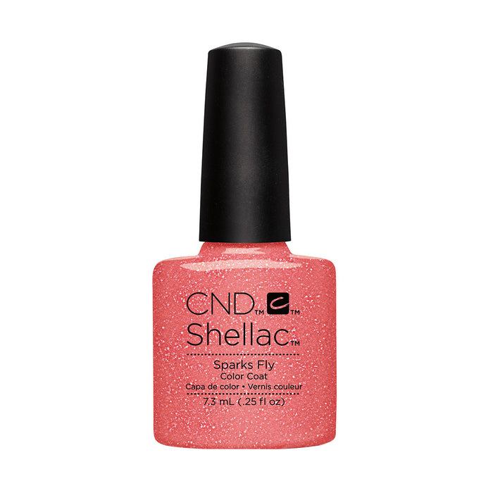 CND Shellac Sparks Fly [7.3ml]