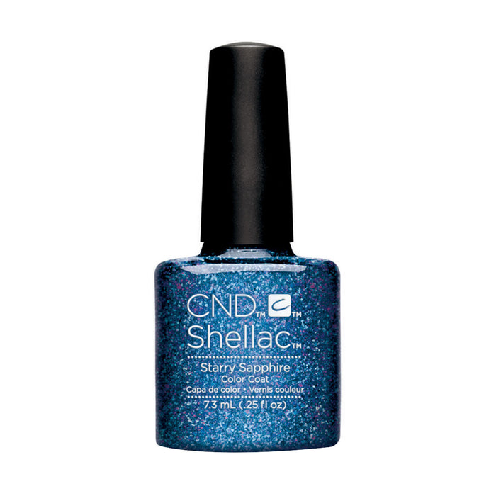 CND Shellac Starry Sapphire [7.3ml]