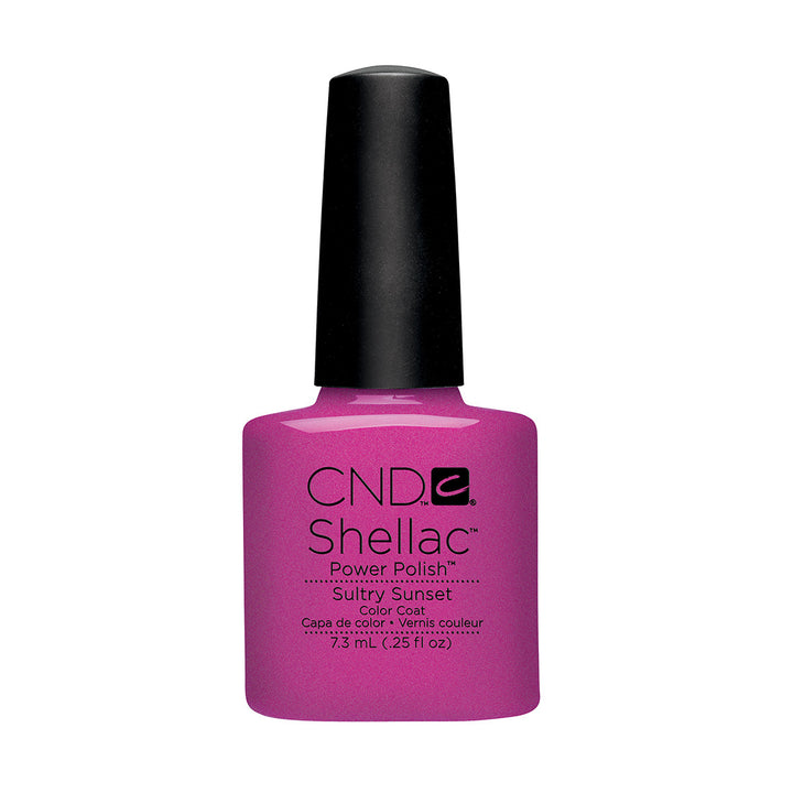 CND Shellac Sultry Sunset [7.3ml]