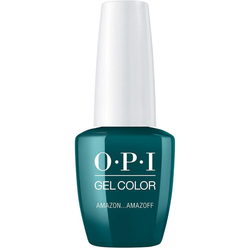 OPI GelColor 'AmazON...AmazOff'
