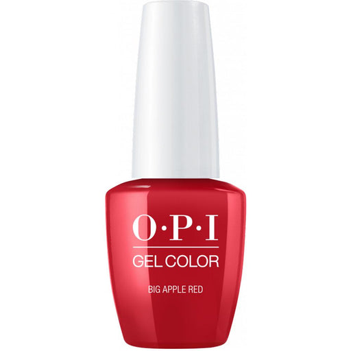 OPI GelColor 'Big Apple Red'