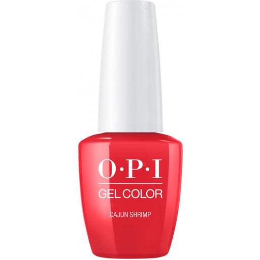 OPI GelColor 'Cajun Shrimp'