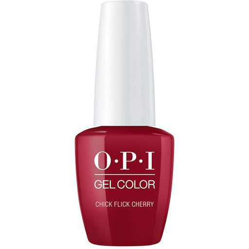 OPI GelColor 'Chick Flick Cherry'