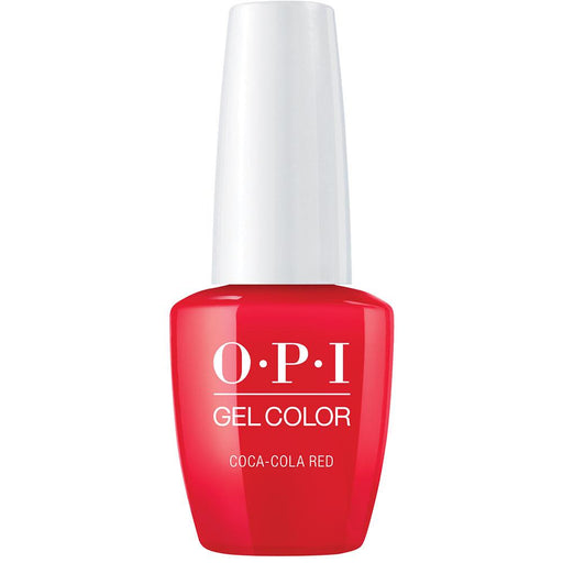 OPI GelColor 'Coca-Cola Red'
