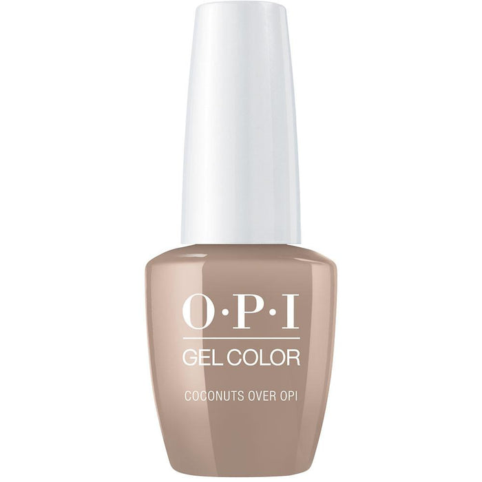 OPI GelColor 'Coconuts Over OPI'