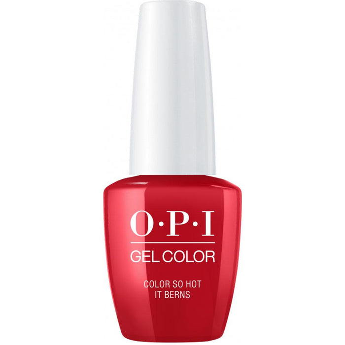 OPI GelColor 'Color So Hot It Berns'