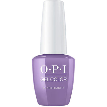 OPI GelColor 'Do You Lilac It?'