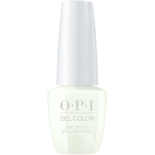 OPI GelColor 'Don't Cry Over Spilled Milkshakes'