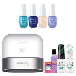 OPI GelColor 'Euro Centrale' DualCure Lamp Starter Kit