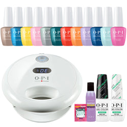 OPI GelColor 'Fiji' GL902 Lamp Starter Kit