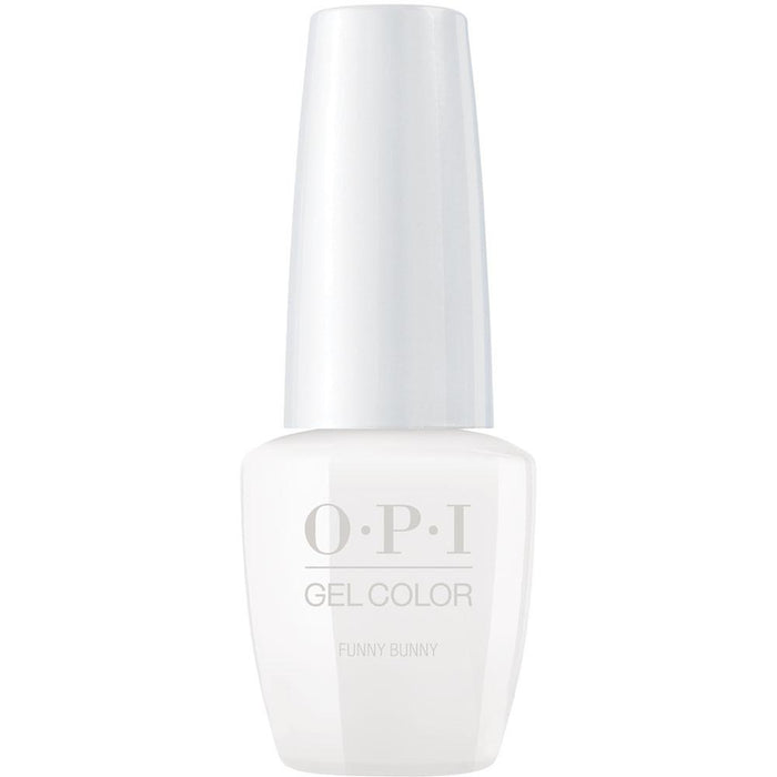 OPI GelColor \'Funny Bunny\' Gel Nail Polish [15ml] — Jealous Nails