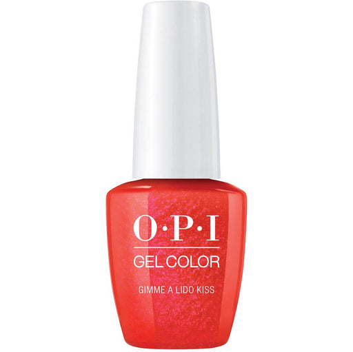OPI GelColor 'Gimme a Lido Kiss'