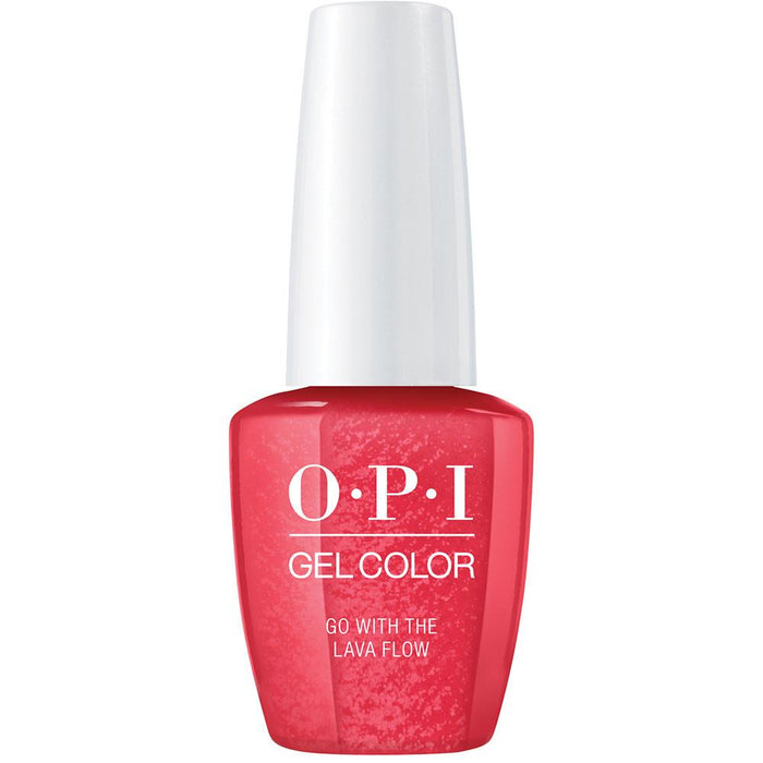 OPI GelColor 'Go with the Lava Flow'