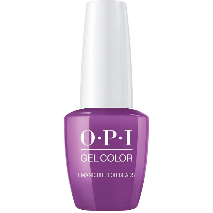 OPI GelColor 'I Manicure For Beads'
