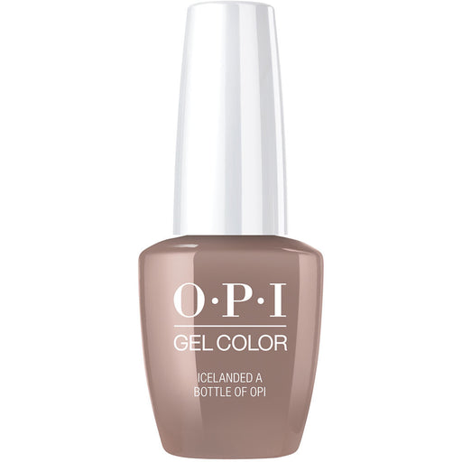 OPI GelColor 'Icelanded a Bottle of OPI'