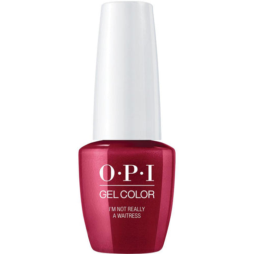 OPI GelColor 'I'm Not Really a Waitress'