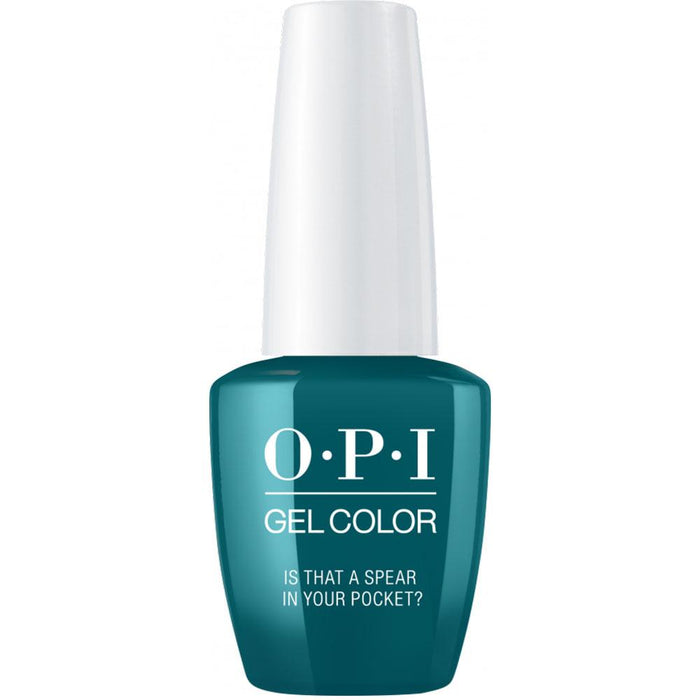 OPI GelColor 'Is That a Spear in Your Pocket?'