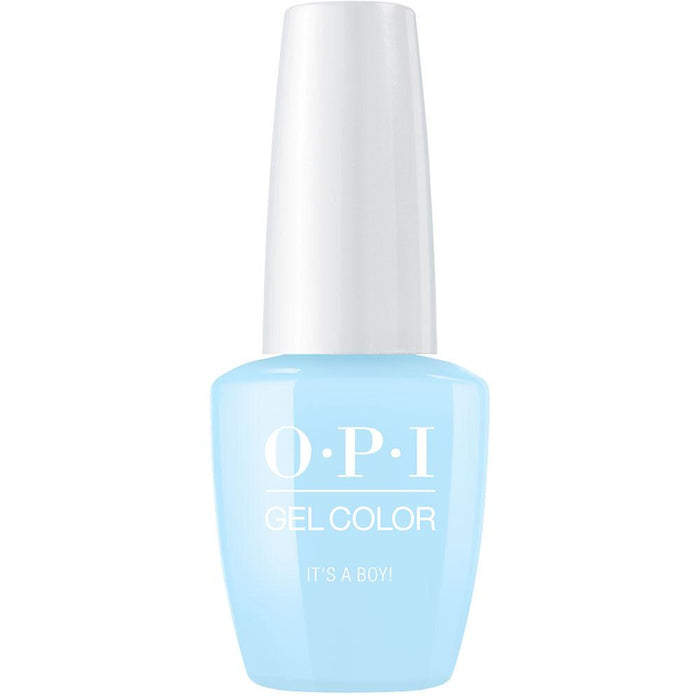 OPI GelColor 'It's a Boy!'
