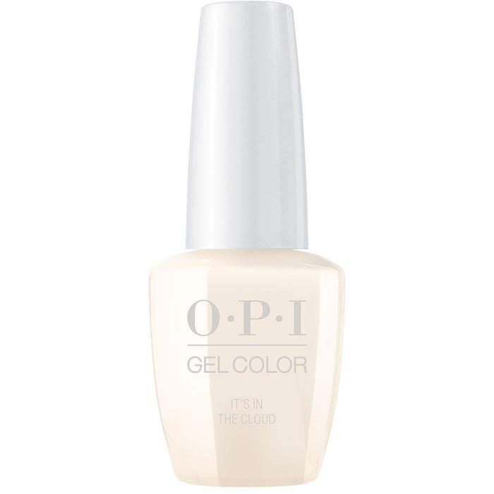 OPI GelColor 'It's in the Cloud'