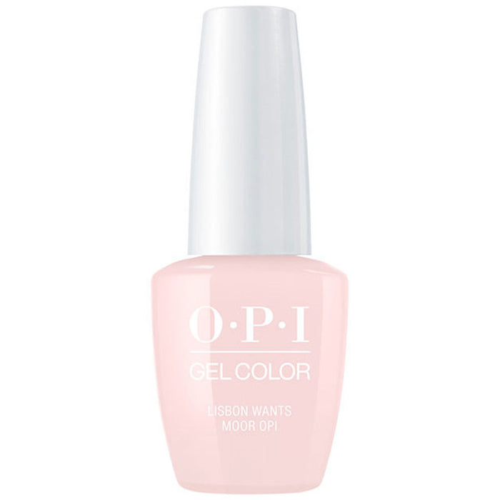 OPI GelColor 'Lisbon Wants More OPI'