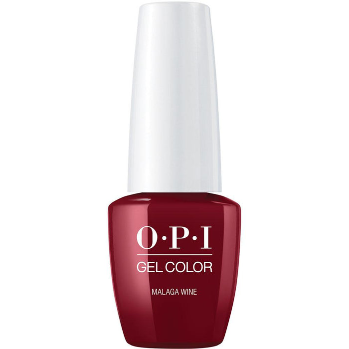 OPI GelColor 'Malaga Wine'