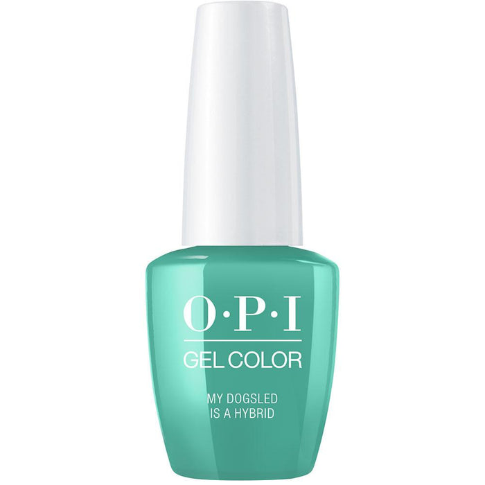 OPI GelColor 'My Dogsled is a Hybrid'