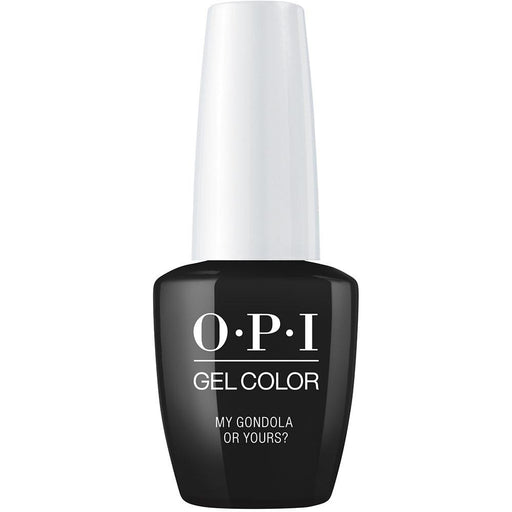OPI GelColor 'My Gondola or Yours?'