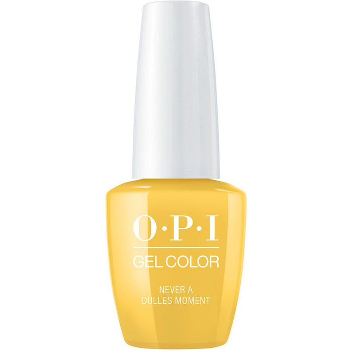 OPI GelColor 'Never a Dulles Moment'