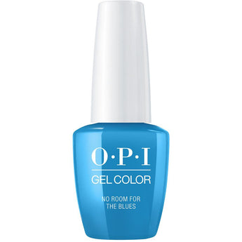 OPI GelColor 'No Room For the Blues'