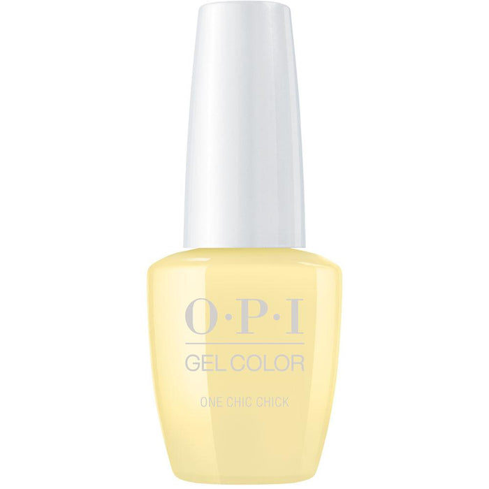 OPI GelColor 'One Chic Chick'