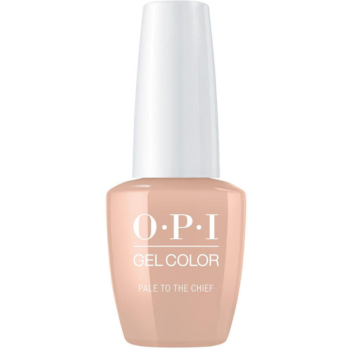 OPI GelColor 'Pale to the Chief'