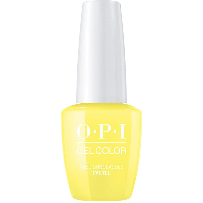 OPI GelColor 'Pastel Need Sunglasses?'