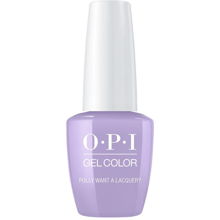 OPI GelColor 'Polly Want a Lacquer'
