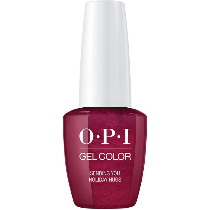 OPI GelColor 'Sending You Holiday Hugs'