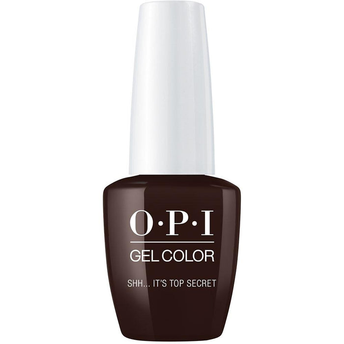 OPI GelColor 'Shh… It's Top Secret!'