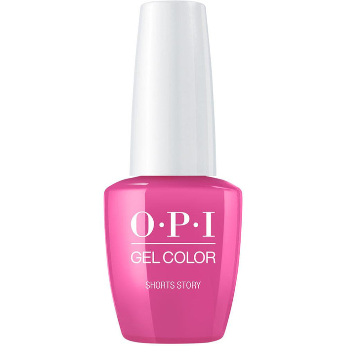 OPI GelColor 'Shorts Story'